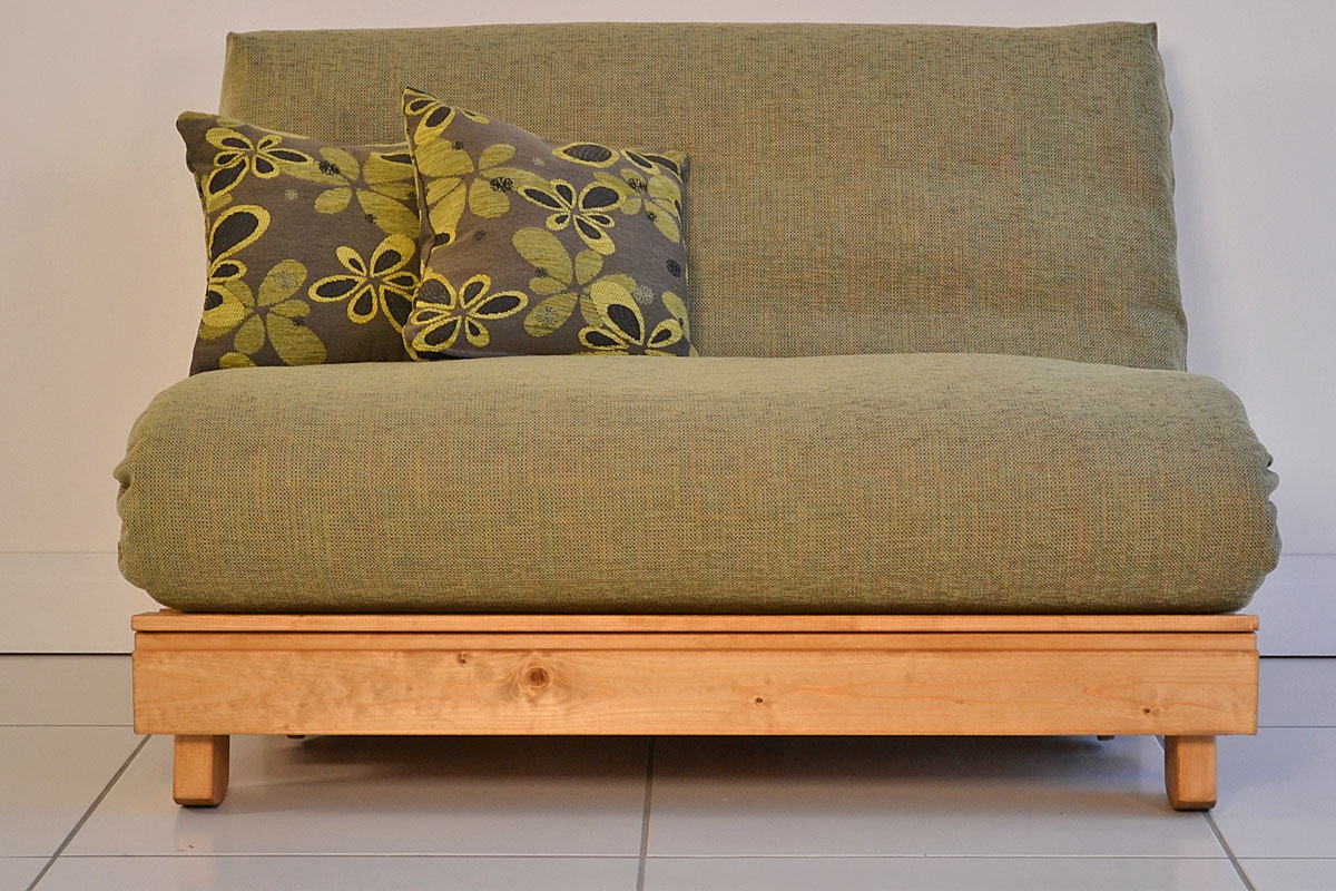 Traditional Futon Standard Double Sit And Sleep