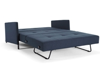 CUBED 140 Danish Sofa Bed <br>- with ARMS