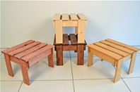 Pair of FUTON TABLES