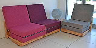 Designer Sofa Beds Futons Amp Mattresses Sitandsleep