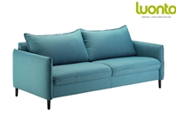 Premium quality, luxurious sofa beds Fabuluous range of Aqua clean fabrics - wipe stains away with water Space saving designs from 89cm deep - ideal for small spaces Hand made in Finland - sustainable production from locally sourced materials Fast delivery from our warehouse stocks.