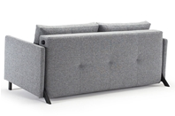 CUBED 160 Sofa Bed with ARMS