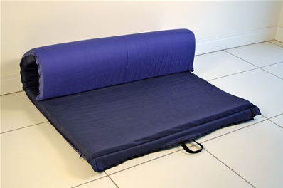 ZIPIT FOAM - Roll-Up Mattress