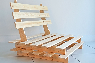 STAKKA Futon Frame <br>from £95