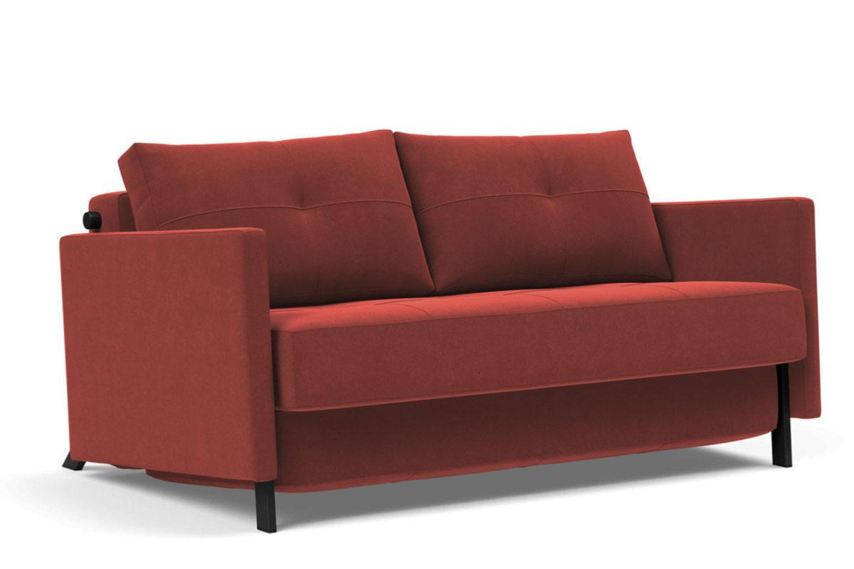 Cubed 140 with ARMS Sofa Bed from Innovation Denmark