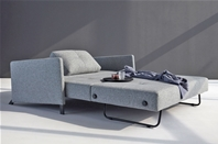 CUBED 160 Innovation Sofa Bed - with Arm Rests