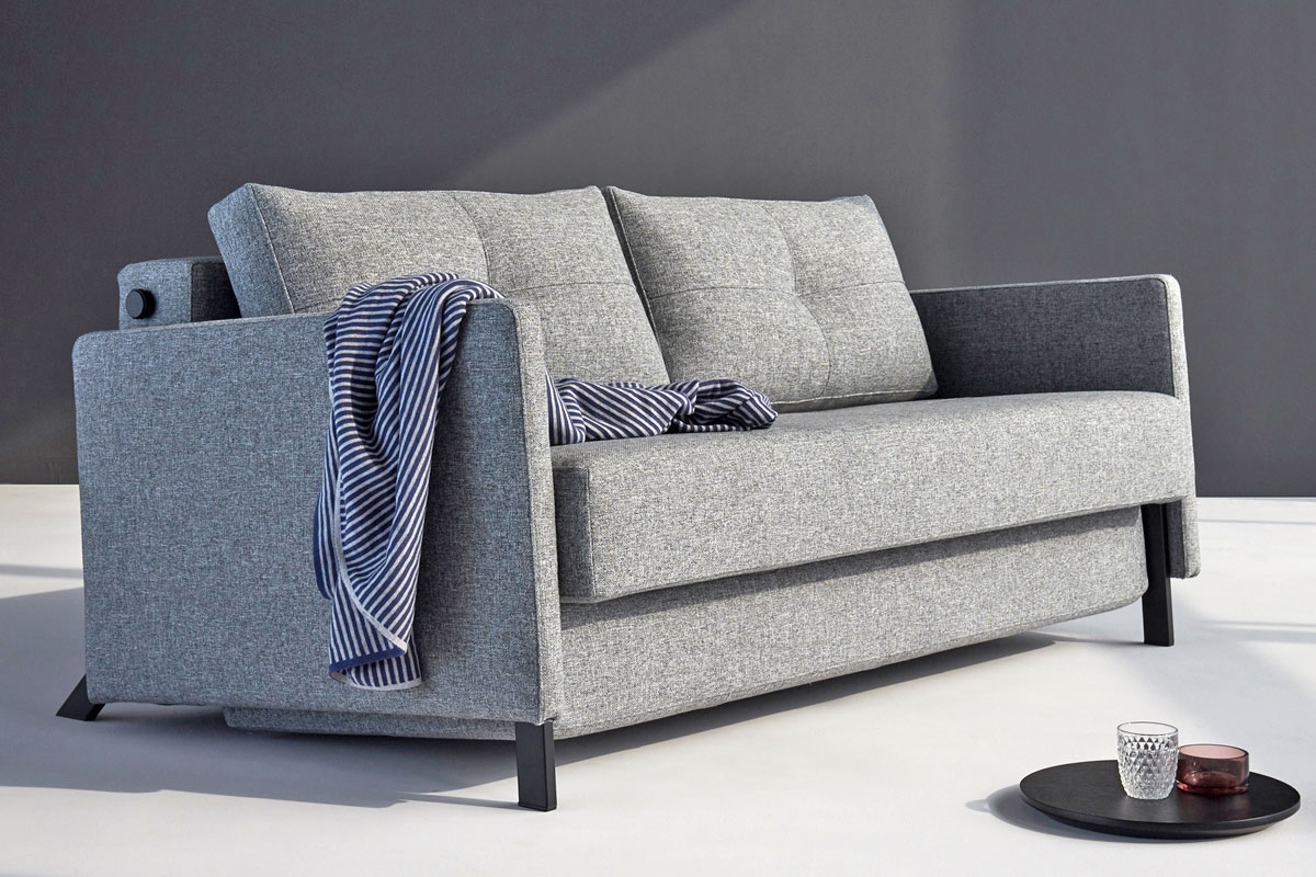 CUBED 160 Sofa Bed with Arms from Innovation