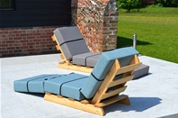 ZIPZAP - Flexible Chair Bed