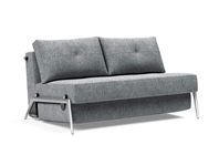 CUBED 160 Innovation Sofa Bed - ALU Leg
