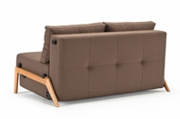 CUBED 160 Sofa Bed Wood