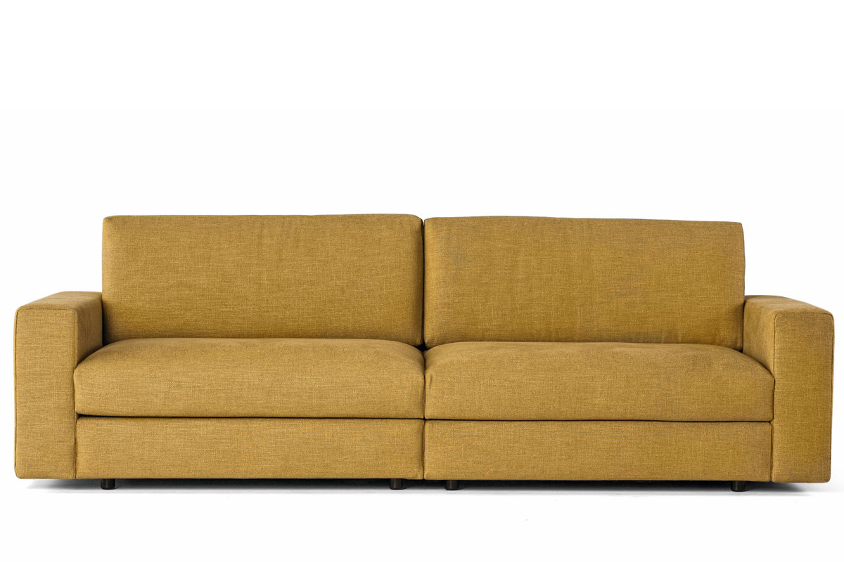 Classic metal action 3 seater sofa bed from prostoria for Classic sofa
