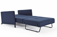 CUBED 02 - 90 Chair Bed with ARMS