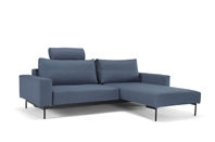 BRAGI <br>Sofa Bed with Arms