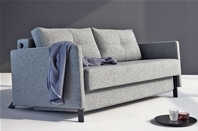 CUBED 02 - 160 Sofa Bed with ARMS