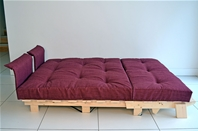 COMPACT Futon Sofa Bed