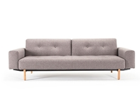 AMPLE Sofa Bed with Arms