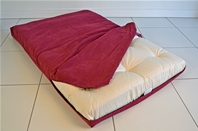 Removable Futon Mattress Cover <br> from £75