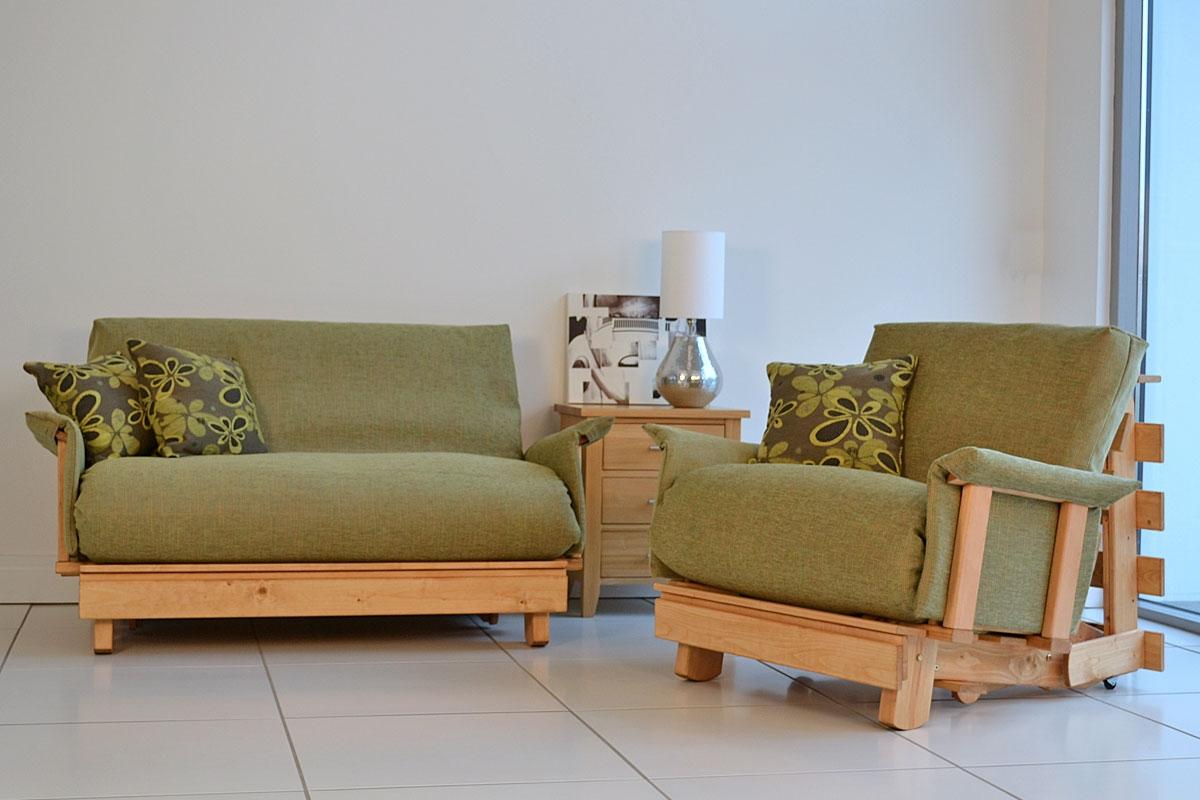 Futon Sofa Beds | SitandSleep