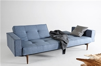 SPLITBACK SOFA BED <br>with ARMS