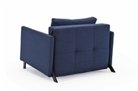 CUBED 90 Chair Bed <br>with ARMS