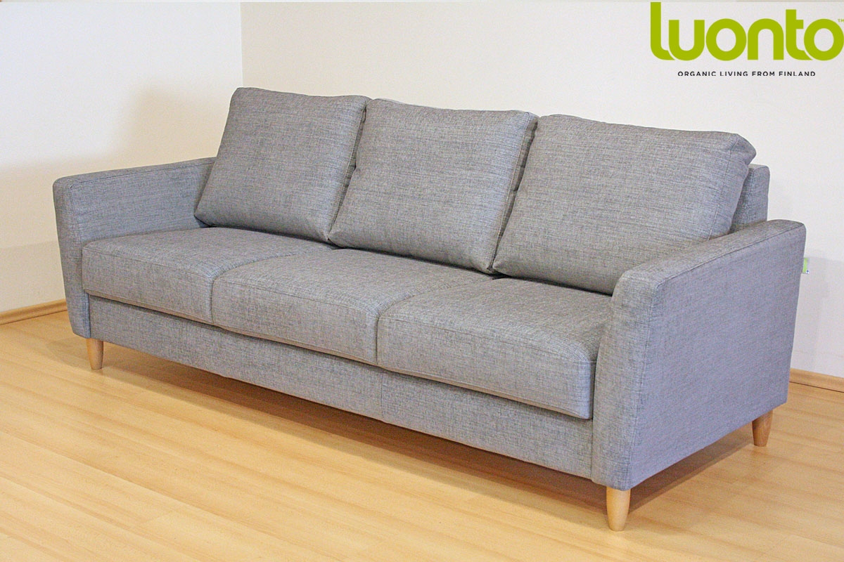luonto uni 3 seater sofabed