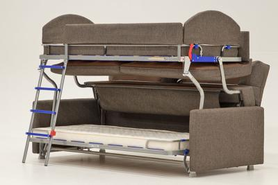ELEVATE Bunk Bed Sofa Sleeper