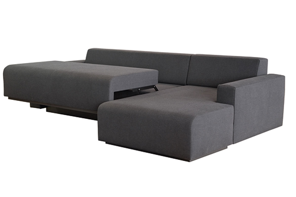 COMBO 2 Seater Corner Sofa Bed
