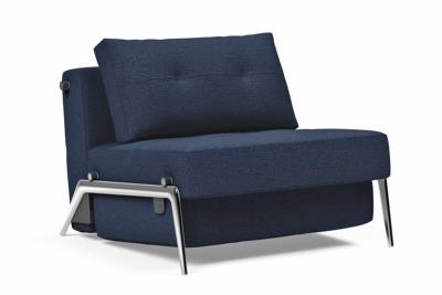 CUBED 90 Innovation Chair Bed - ALU Leg
