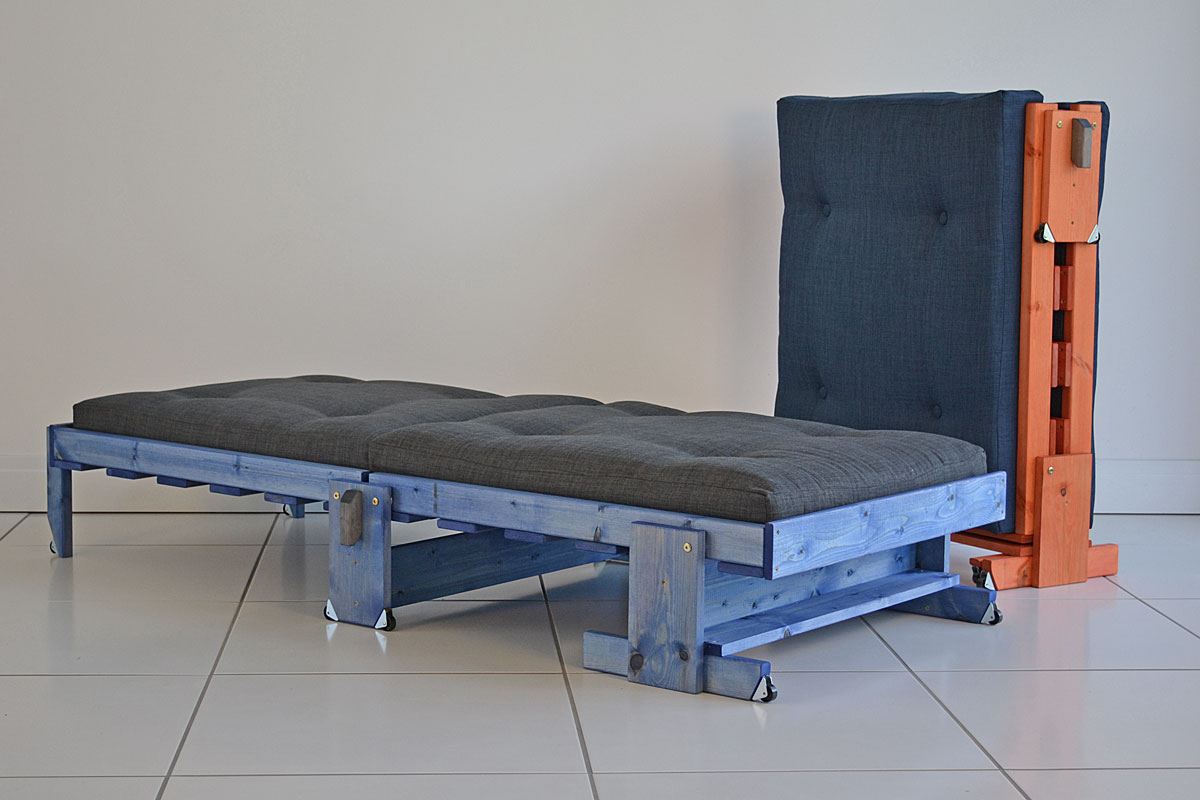 BEND Fold-Up Bed