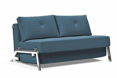 CUBED 140 Innovation Sofa Bed - Chrome Leg
