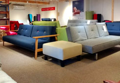 Visit our Sofa Bed Showroom